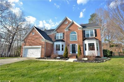 Greensboro Single Family Home For Sale: 4405 Natural Lake Court