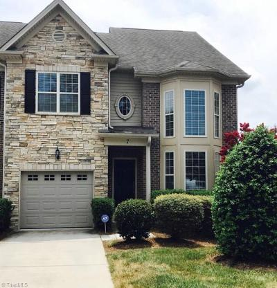 Greensboro Condo/Townhouse For Sale: 7 Cherine Way