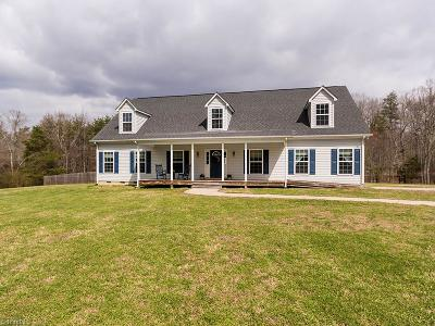 Alamance County Single Family Home For Sale: 2857 Union Ridge Road