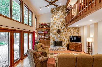 Greensboro Single Family Home For Sale: 8200 Willow Glen Trail