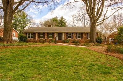 Winston Salem Single Family Home Due Diligence Period: 273 Stanaford Road