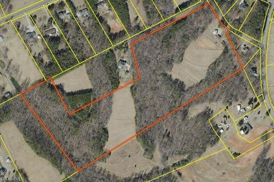 Guilford County Residential Lots & Land For Sale: 8107 Hillsdale Road