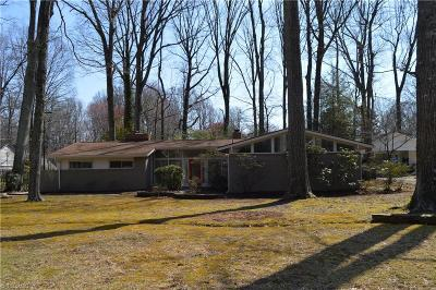 Greensboro NC Single Family Home For Sale: $357,000