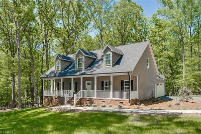 Asheboro Single Family Home For Sale: 2426 Stutts Road