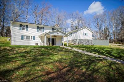 Lexington Single Family Home For Sale: 597 Hickory Point Drive