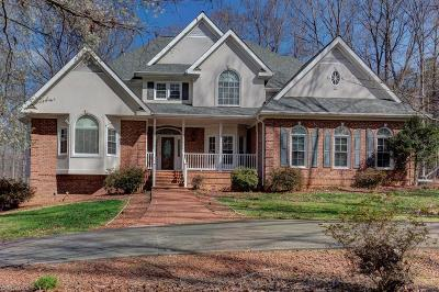 Clemmons Single Family Home For Sale: 9200 Center Grove Church Road