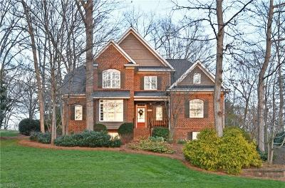 Winston Salem Single Family Home For Sale: 3225 Grouse Hollow Court