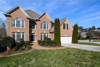 Greensboro Single Family Home For Sale: 5103 Bearberry Point