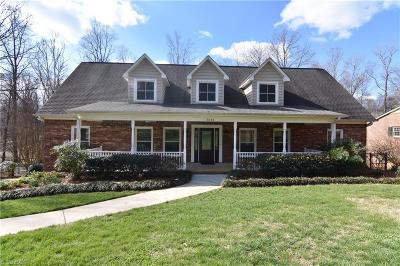 Clemmons Single Family Home For Sale: 3546 Tanglebrook Trail