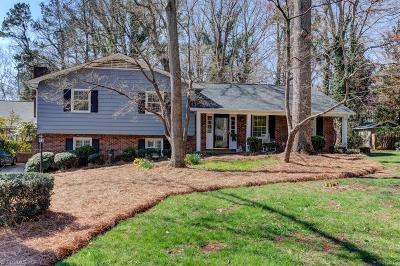 Clemmons Single Family Home Due Diligence Period: 4245 Briar Creek Road