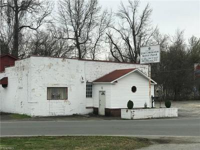 Burlington Commercial For Sale: 708 Elm Street