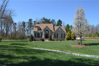 Guilford County Single Family Home For Sale: 1301 Rose Of Sharon Court