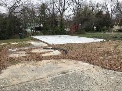 Greensboro Residential Lots & Land For Sale: 1414 Denim Road