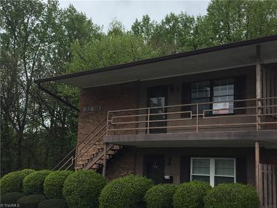 Kernersville Condo/Townhouse For Sale: 314 Cherry Street