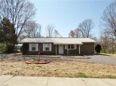 Troutman Single Family Home For Sale: 345 Winchester Road