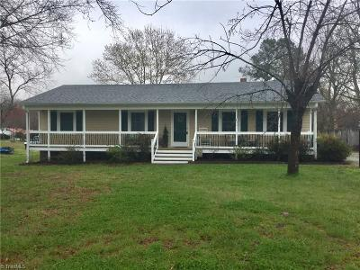 Archdale NC Single Family Home For Sale: $139,900