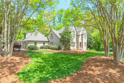 Greensboro Single Family Home For Sale: 2602 Turner Grove Drive S