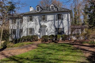 High Point Single Family Home For Sale: 1024 Ferndale Boulevard