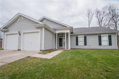 McLeansville Single Family Home For Sale: 512 Woodhollow Court