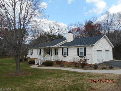 Madison NC Single Family Home For Sale: $184,990