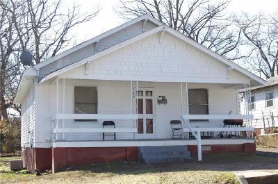 Winston Salem Single Family Home For Sale: 1524 NE 24th Street