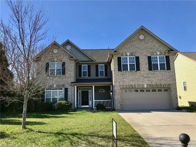 High Point Single Family Home For Sale: 4074 Saint Johns Street