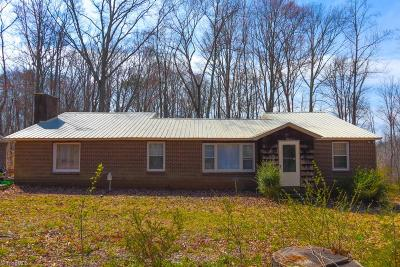Mocksville Single Family Home For Sale: 547 Pineville Road