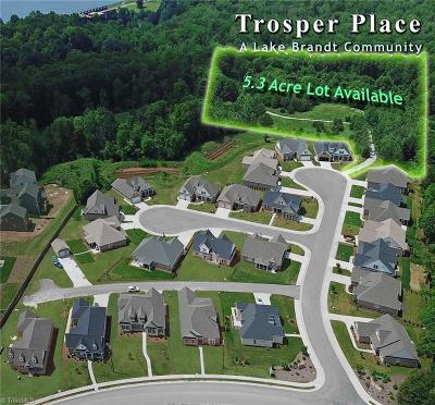Greensboro Residential Lots & Land For Sale: 6214 Bedstone Drive