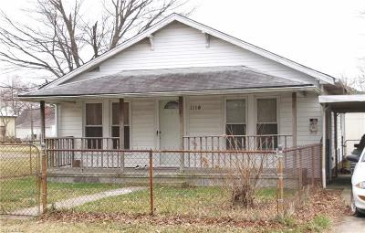 Winston Salem Single Family Home For Sale: 1116 Leona Street