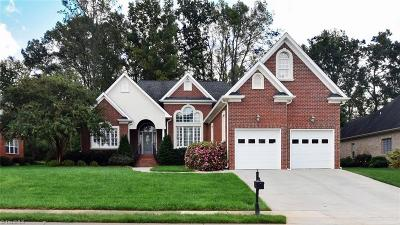 Alamance County Single Family Home For Sale: 948 Tremore Club Drive