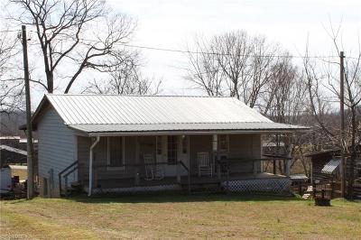 Statesville Single Family Home For Sale: 109 Godfrey Pass Lane