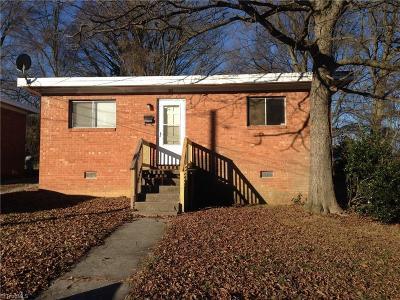 Greensboro Multi Family Home For Sale: 822 Avalon Road #822, 824
