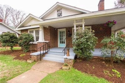 Single Family Home For Sale: 663 Brent Street