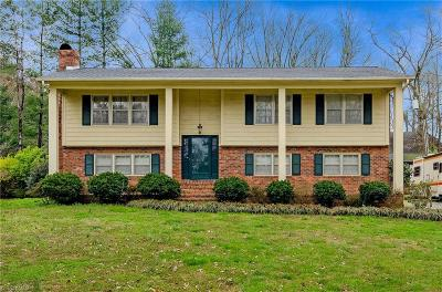 Greensboro Single Family Home For Sale: 4603 Whitby Place