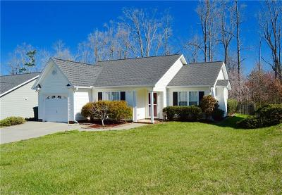 High Point Single Family Home For Sale: 3931 Hickswood Forest Court