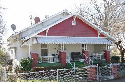 Winston Salem Single Family Home For Sale: 1502 E 24th Street