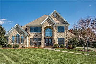 Summerfield Single Family Home For Sale: 4400 Bianco Terrace