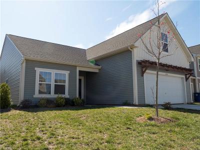 Winston Salem Single Family Home For Sale: 2465 Moss Grove Crossing