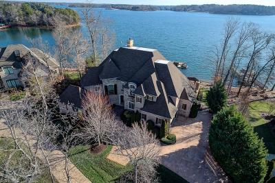 Single Family Home For Sale: 4000 Channel Point Lane