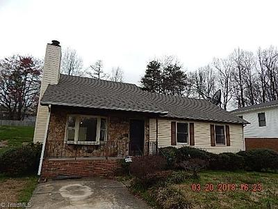 Guilford County Single Family Home Due Diligence Period: 15 Bothwell Court