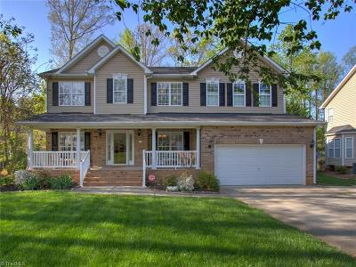 Greensboro Single Family Home For Sale: 3 Devonna Court