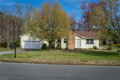High Point NC Single Family Home For Sale: $64,900