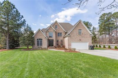 Alamance County Single Family Home For Sale: 3224 Somerton Place