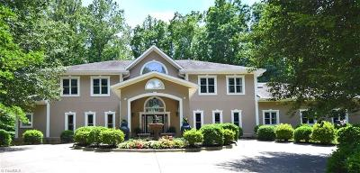 Lewisville NC Single Family Home For Sale: $945,000