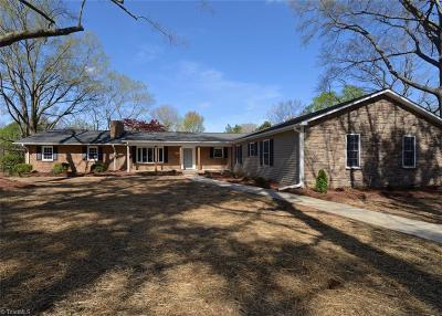 Advance Single Family Home For Sale: 1828 Nc Highway 801 S