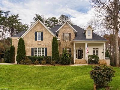 Greensboro Single Family Home For Sale: 202 Topwater Lane