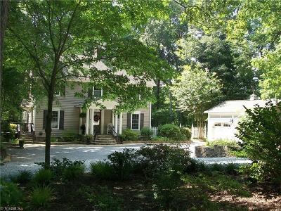 Lexington, Salisbury, Denton, Richfield Single Family Home For Sale: 762 Mountain Shore Drive