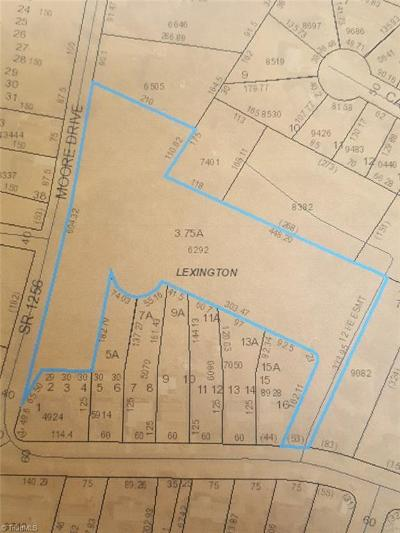 Lexington NC Residential Lots & Land For Sale: $69,900