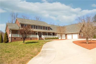 Rockingham County Single Family Home For Sale: 14351 Nc Highway 87 N