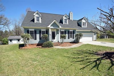 Alamance County Single Family Home Due Diligence Period: 1104 Cedar Ridge Drive